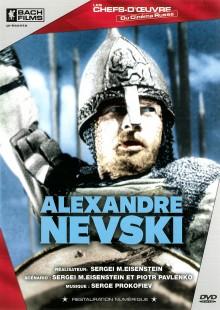 Alexandre Nevski et Que viva Mexico ! de Sergueï M. Eisenstein à louer en dvd