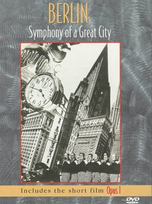 Berlin symphony of great city de Walther Ruttmann à louer en dvd