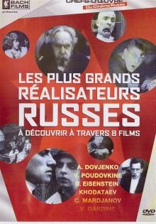 Les grands réalisateurs russes à louer en dvd