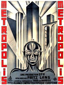 Metropolis de Fritz Lang à louer en dvd