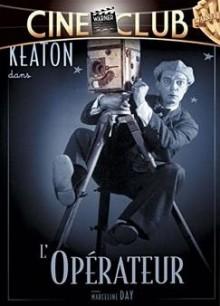 L'opérateur de Buster Keaton & Edward Sedgwick à louer en dvd