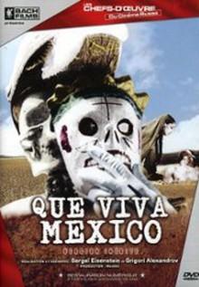 Que viva Mexico ! de Sergueï M. Eisenstei à louer en dvd